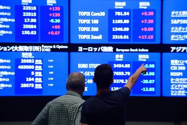 ตลาดหุ้นเอเชียผันผวน หลังภาคการผลิตสหรัฐหดตัว