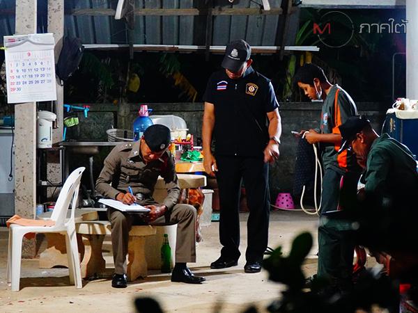 ตำรวจพัทลุงตั้ง 3 ประเด็นปมมือปืนบุกยิงถล่มพ่อค้าส่งสุกรดับ
