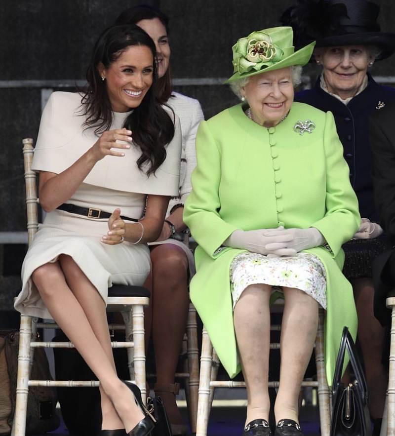 ศึกย่าผัวหลานสะใภ้แห่งราชวงศ์อังกฤษ