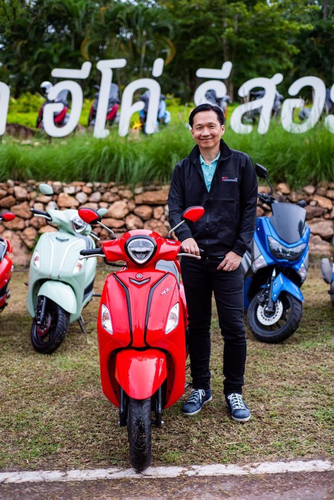 แกรนด์ ฟีลาโน่ ไฮบริด ได้รับการตอบสนองจากกลุ่มผู้ใช้รถจักรยานยนต์ชาวไทยเป็นอย่างดี มียอดขายเฉลี่ยสูงถึง 5,500 คันต่อเดือน