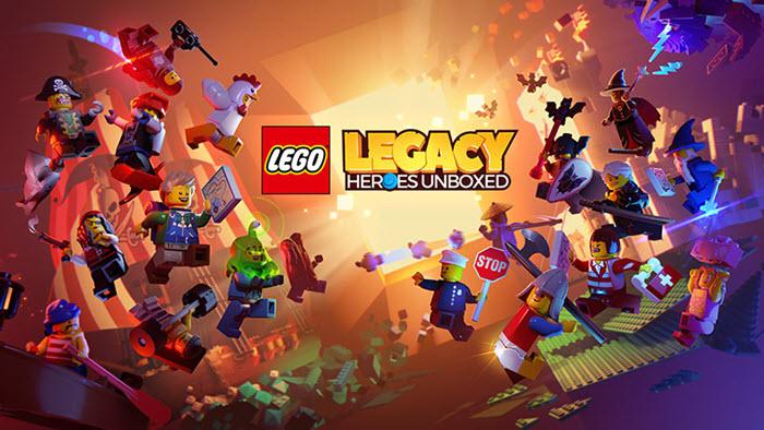 """""""LEGO Legacy: Heroes Unboxed"""" เผยตัวอย่างใหม่ พร้อมเปิดลงทะเบียนล่วงหน้า!"""