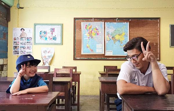 """""""โน้ต ศรัณย์"""" คว้าตัว """"ป๋อมแป๋ม-น้องอินเตอร์"""" ย้อนวัยเด็กในเอ็มวีเพลง """"เพื่อนกันยังหวานอยู่"""""""
