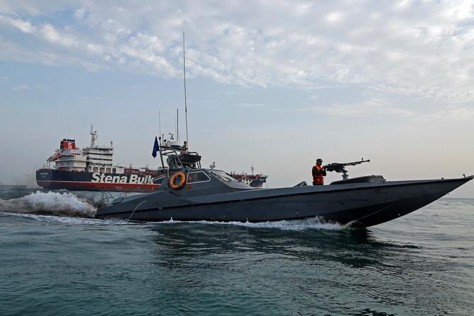 อิหร่านยอมปล่อยลูกเรือ7คนของเรือบรรทุกน้ำมันอังกฤษ อ้างเพื่อมนุษยธรรม