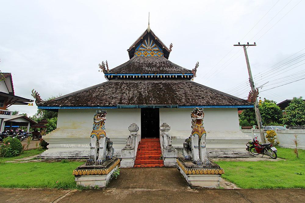 วัดต้นแหลงได้รับรางวัลอาคารอนุรักษ์สถาปัตยกรรมไทยล้านนา