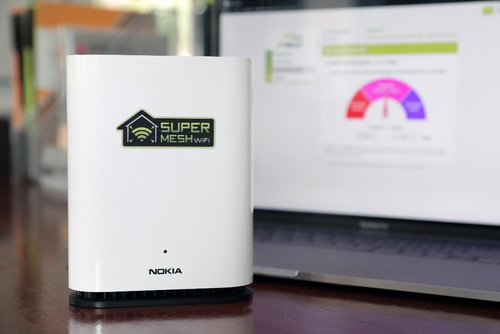 Nokia WiFi Beacon 1 น้องใหม่ที่ราคาต่ำกว่ารุ่นแรก Beacon 3 ซึ่ง AIS Fibre กำหนดราคาขาย