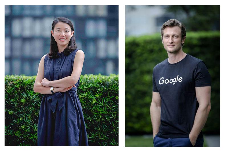 กูเกิลไทย ดัน 'แจ็คกี้ หวัง' ขึ้นหัวหน้าฝ่ายธุรกิจ แทน เบน คิง ที่ย้ายกลับไปสิงคโปร์