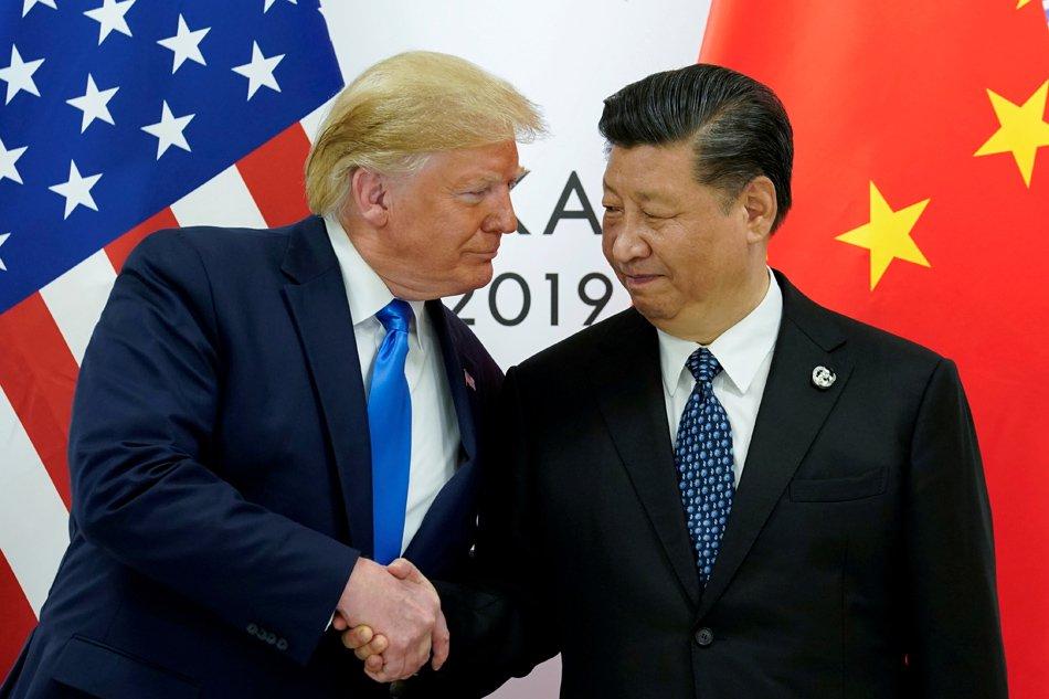 """""""สหรัฐฯ-จีน"""" จะเริ่มคุยการใหม่รอบใหม่ในวอชิงตันเดือนหน้า"""