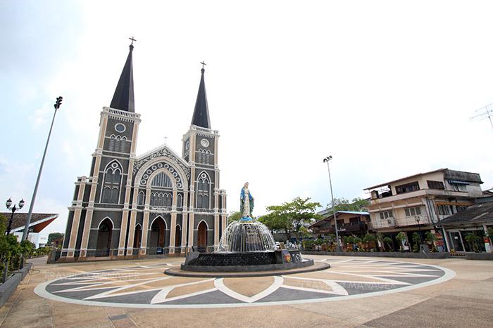 โบสถ์คริสต์ จ.จันทบุรี
