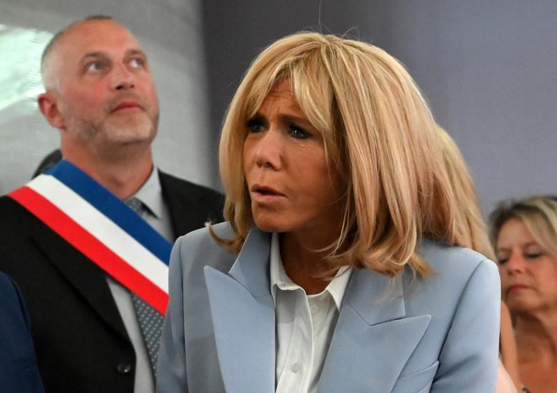 รมต.บราซิลแกว่งปากวิจารณ์เมียผู้นำฝรั่งเศส 'หน้าตาอัปลักษณ์'