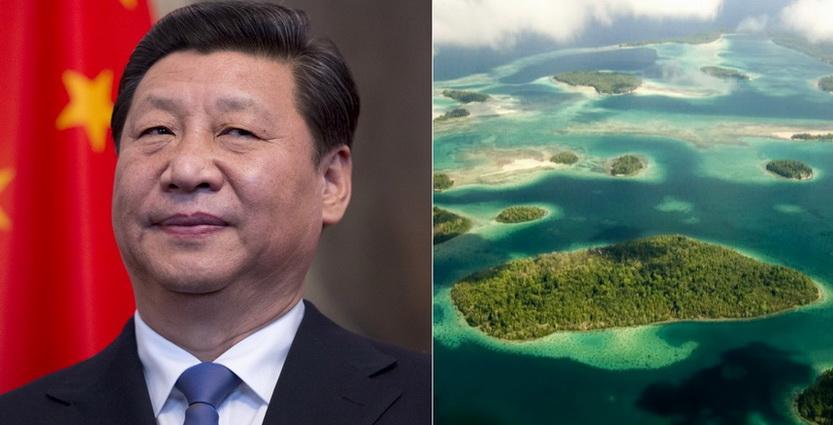 ไต้หวันเตือน 'หมู่เกาะโซโลมอน' ระวังกับดักหนี้สิน หลังส่อแววสะบั้นสัมพันธ์ซบ 'จีน'