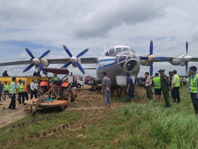 ภาพจากเฟซบุ๊ก Department of Civil Aviation Myanmar.