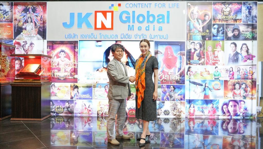 JKN Global Media ส่งออกละครไทย ช่อง 3 จำนวน 8 เรื่องดัง พร้อมออกอากาศสู่ 34.2 ล้านครัวเรือนในเกาหลีใต้