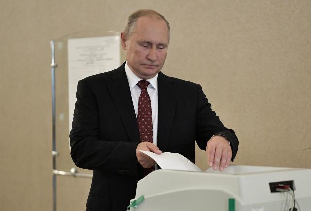"""พรรครัฐบาลรัสเซียเสียที่นั่ง 1 ใน 3 ศึกเลือกตั้ง """"สภามอสโก"""""""