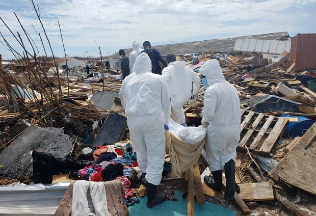 ยอดเหยื่อเฮอร์ริเคนดอเรียนในบาฮามาสพุ่ง45ศพ สูญหายจำนวนมาก