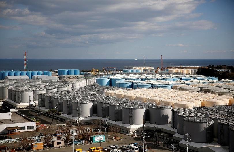หมดทางเลี่ยง!! รมต.ญี่ปุ่นเผยอาจจำเป็นต้องปล่อย 'น้ำปนเปื้อนรังสี' ฟูกูชิมะทิ้งลงทะเล