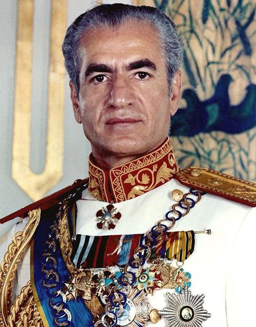 ชาห์โมฮัมหมัด เรซา ปาห์ลาวี (1919-1980)