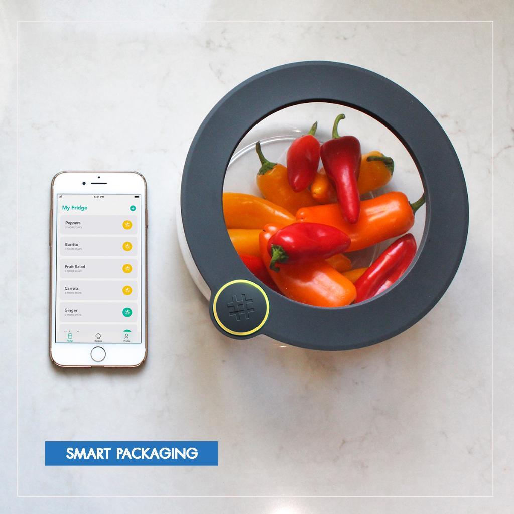 10.สมาร์ทแพกเกจจิ้ง (Smart Packaging)