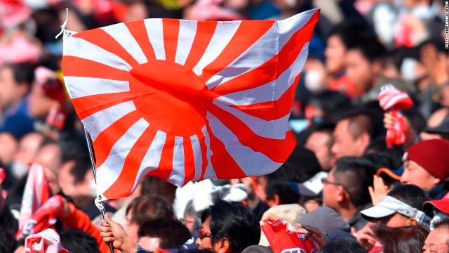 """เอาให้สุด! เกาหลีใต้ร้องคณะกรรมการโอลิมปิกสากลแบน """"ธงอาทิตย์อุทัย"""""""