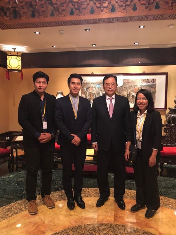 """""""บอย เจษฎา"""" ภูมิใจ! เป็นตัวแทนสื่อไทย นำทีม ช่อง """"MONO29"""" สัมผัสวัฒนธรรมไต้หวันลึกซึ้ง"""