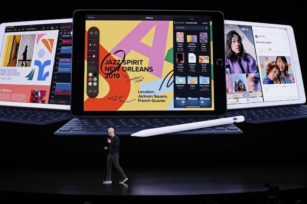iPad รุ่นใหม่เจเนอเรชันที่ 7