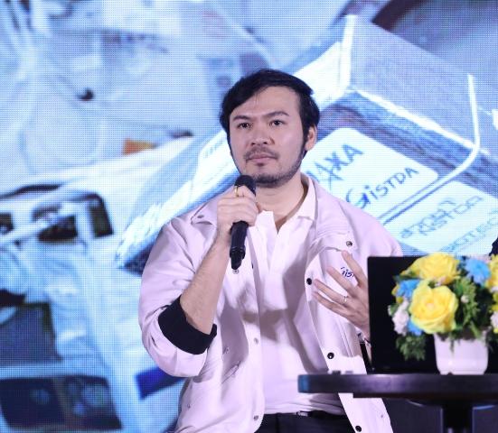 ความฝันของด็อกเตอร์หนุ่มผู้นำงานวิจัยไทยไปถึงอวกาศ