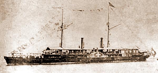 เรืออรรคราชวรเดช