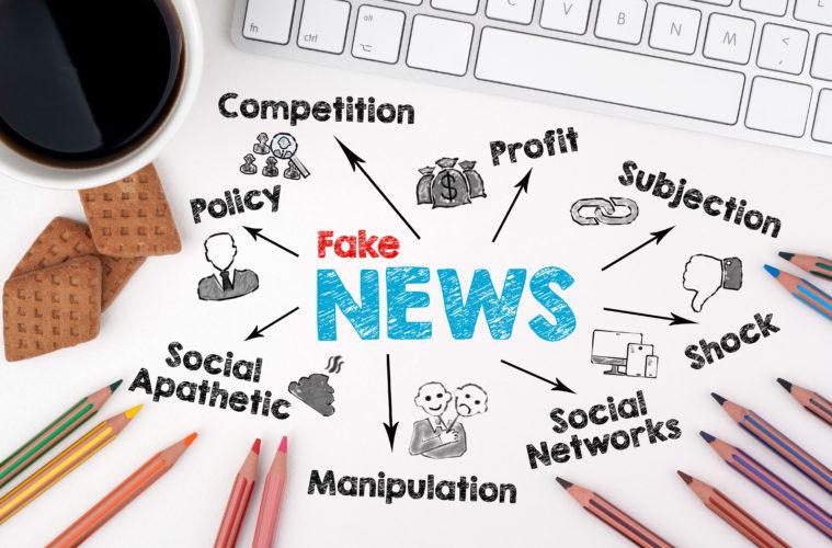 """""""ข่าวปลอม"""" วิกฤติสื่อออนไลน์ที่ทุกคนต้องร่วมแก้"""