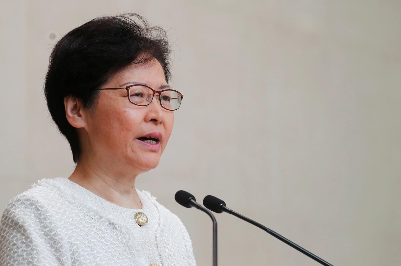ผู้นำฮ่องกงสัญญาจะดูแลเรื่องงาน-ที่อยู่อาศัย หวังลดความไม่พอใจผู้ประท้วง
