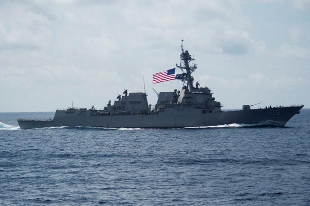 กวนน้ำให้ขุ่น!!เรือพิฆาตสหรัฐฯยั่วจีนในทะเลพิพาท ท่ามกลางความหวังเจรจาการค้า