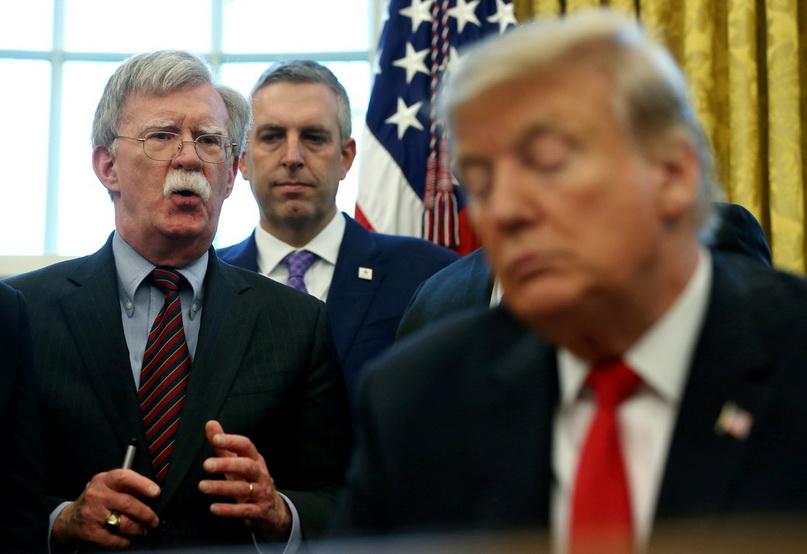 Weekend Focus: 'ทรัมป์' สั่งเด้งที่ปรึกษาสายเหยี่ยว 'จอห์น โบลตัน' ส่งสัญญาณปรับนโยบายต่างประเทศ-มุ่งเน้นการทูต