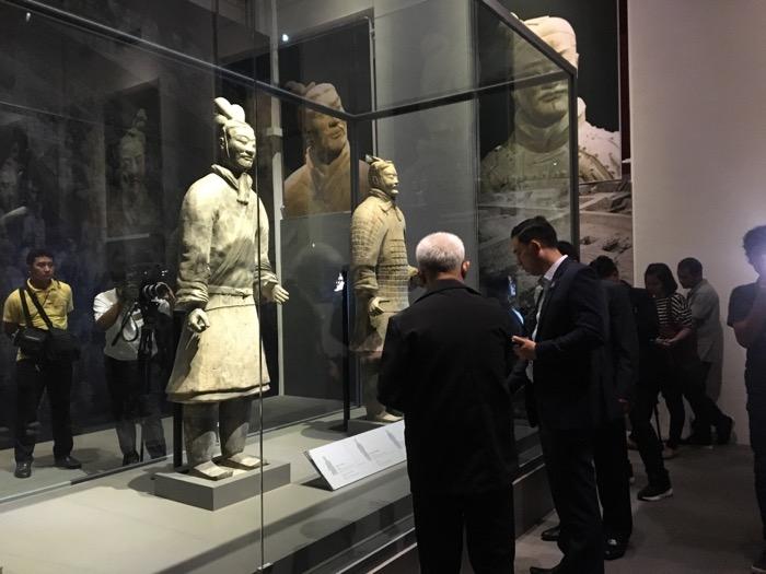 ห้ามพลาดชมโบราณวัตถุสุสานจิ๋นซี อายุ 2200 ปี