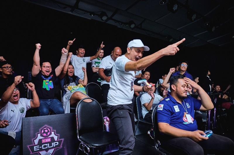 GSB E-CUP thailand 2019 เปิดสนามวันแรกสุดมันส์