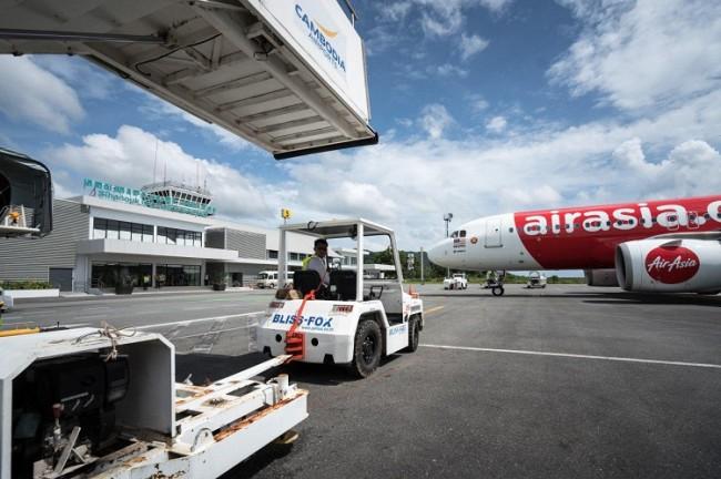 กัมพูชาเล็งขยายอาคารผู้โดยสารสนามบินสีหนุวิลล์เพิ่ม รับประชุมอาเซียน 2022