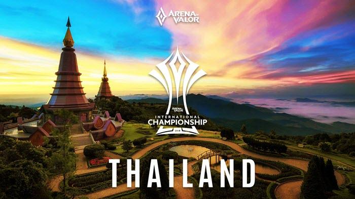 "RoV เตรียมเปิดศึกอีสปอร์ตระดับโลก ""AIC 2019"" ณ ประเทศไทย พฤศจิกายนนี้"