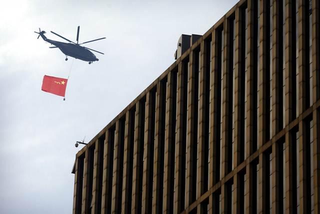 จีนห้ามเล่นว่าว ปล่อยโดรน และนกพิราบบิน นานกว่า 2 สัปดาห์
