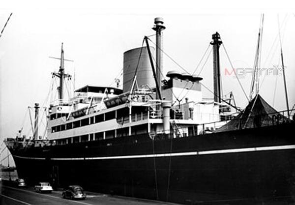 เรือเดินทะเลโดยสารเส้นทางกรุงเทพ-เซาเถา ในยุครัฐบาลจอมพล ป.พิบูลสงคราม