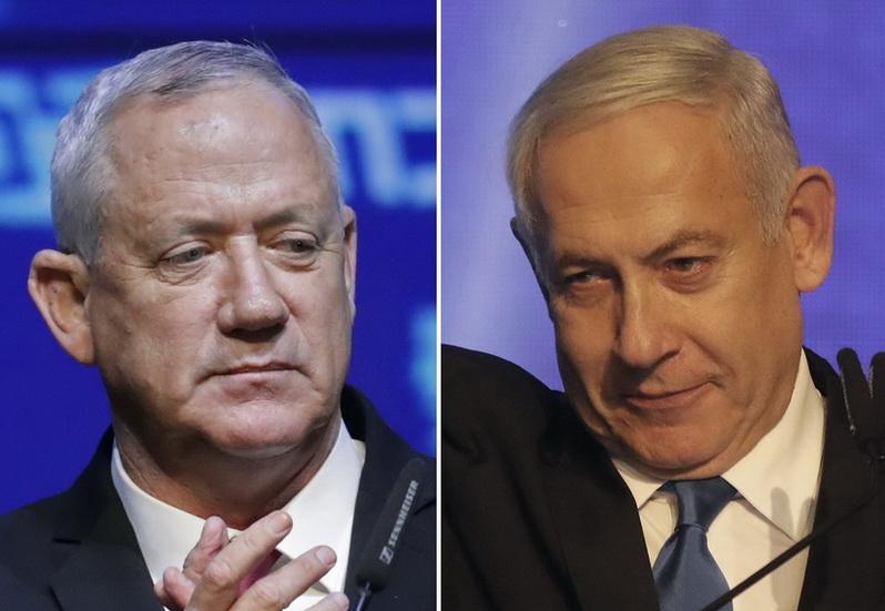 เอ็กซิตโพลชี้เลือกตั้งอิสราเอลไม่มีผู้ชนะขาด 'เนทันยาฮู' แบะท่าเสนอตั้งรบ.ไซออนิสต์แห่งชาติ