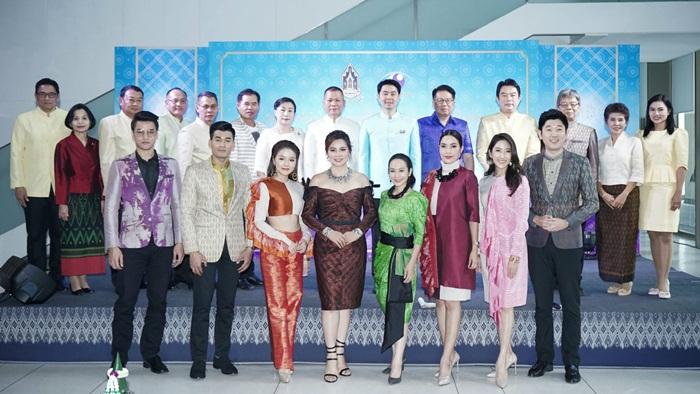 วธ.รณรงค์ชวนคนรุ่นใหม่ใส่ผ้าไทยทุกวัน