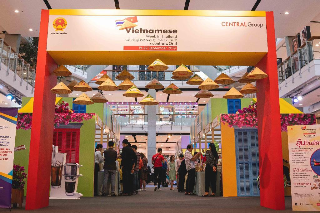 เซ็นทรัล จัดงาน 'VIETNAMESE WEEK IN THAILAND 2019'
