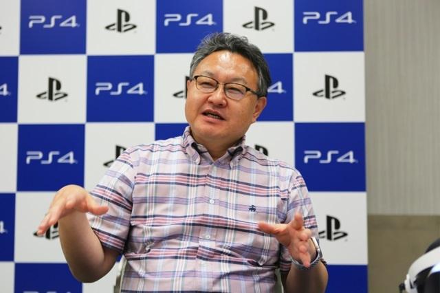 Shuhei Yoshida ประธานใหญ่ Sony Worldwide Studios