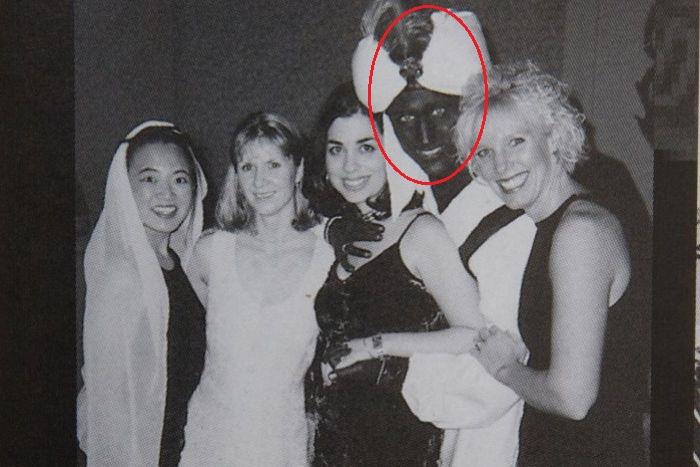 งามไส้!! สื่อแฉ 'ผู้นำแคนาดา' เคยแต่งคอสเพลย์ล้อเลียนคนดำ