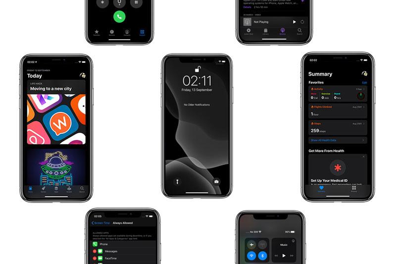 iOS 13 เตรียมเปิดให้โหลดใช้งานแล้ว มีอะไรใหม่บ้าง