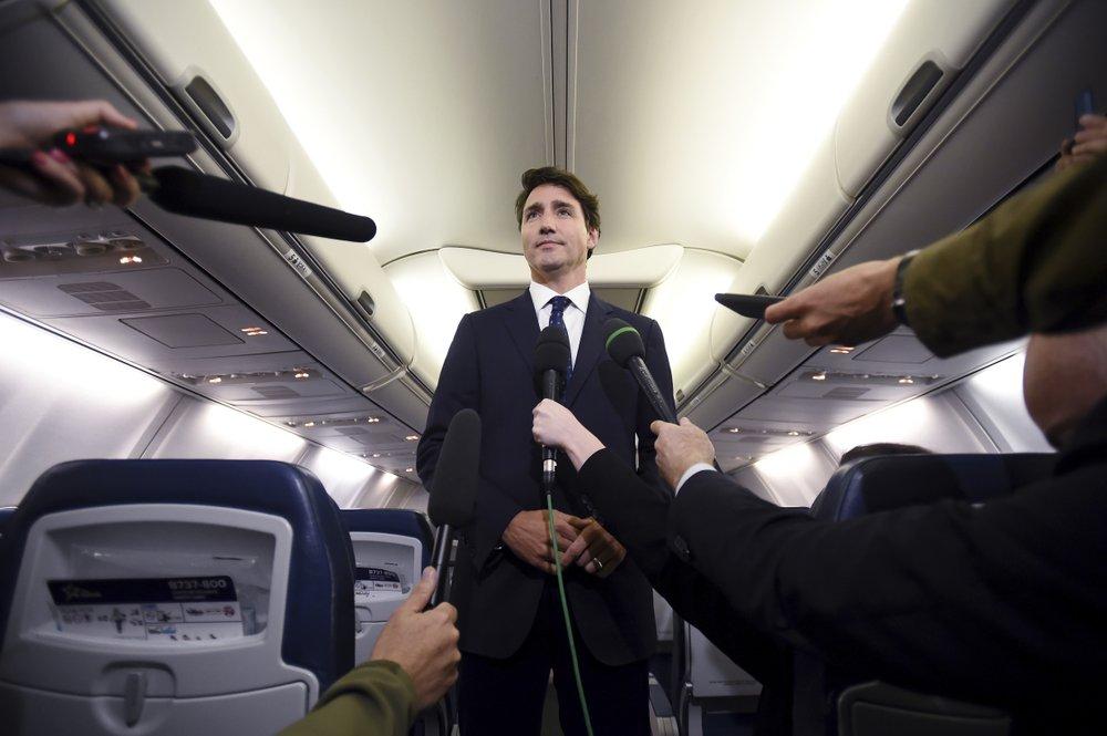 ทรูโดขอโทษกรณีถูกขุดภาพล้อคนดำ คู่แข่งได้ทีจวกไม่ควรเป็นผู้นำแคนาดา