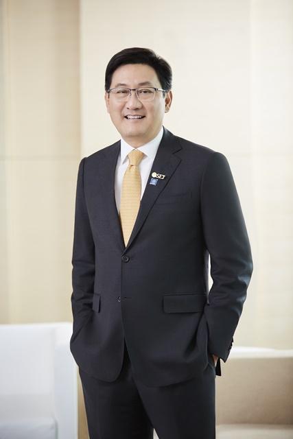 ภากร ปีตธวัชชัย กรรมการและผู้จัดการ ตลาดหลักทรัพย์แห่งประเทศไทย