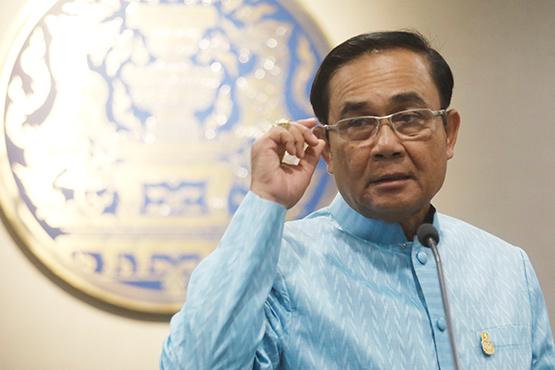 พลเอก ประยุทธ์ จันทร์โอชา นายกรัฐมนตรี