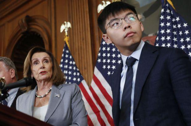 ประท้วงฮ่องกง: จีนแถลงค้านสหรัฐฯ แทรกแซง ให้เคารพอธิปไตยจีน