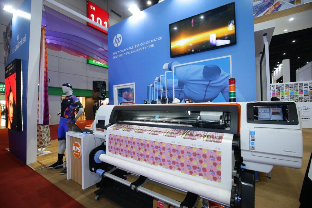 เอชพีโชว์ทัพเครื่องพิมพ์ใหม่เสริมแกร่งแบรนด์เติบโตระดับโลก