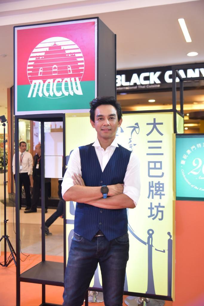 """""""มอส ปฏิภาณ"""" ร่วมฉลองครบรอบ 20 ปี เมืองมาเก๊า พร้อมจัดกิจกรรม """"I Miss Macao"""""""