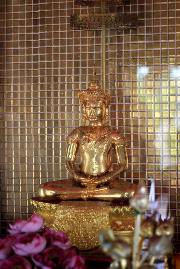 พระพุทธมหาธรรมราชา พระพุทธรูปคู่บ้านคู่เมืองเพชรบูรณ์