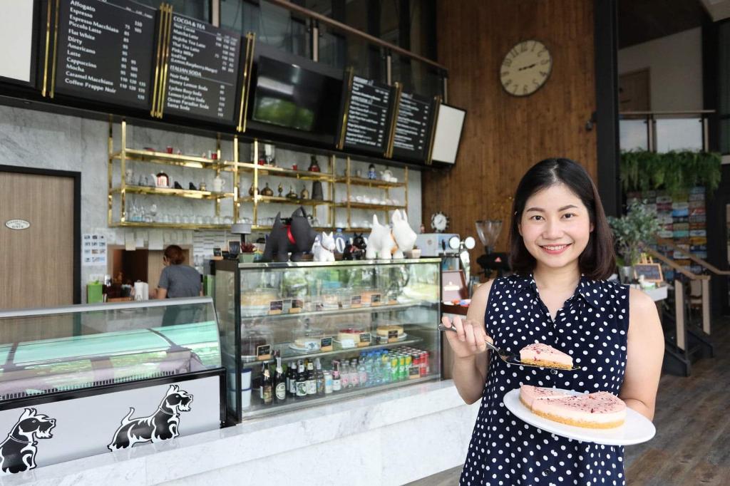 คาเฟ่ นัวร์ ร้านอาหาร-สถานที่จัดงานอีเวนต์สุดชิลย่านงามวงศ์วาน